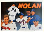 MLBカード 91UPPERDECK Baseball Hero Nolan Ryan #18of18