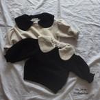 キッズ【MY BEBE】カラースウェットシャツ 2色 S~XL