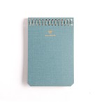 Postalco/Notebook A7/Light Blue【店頭在庫あり】