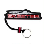 SKEETER FLOATING KEYCHAIN