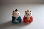 木村幸代 (KIMURA&Co.) |ミニ猫雛