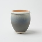 Basic bowl pot(blue gray)※Large