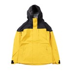 2021unfudge snow wear // PEEP JACKET // YELLOW