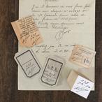 オリジナルスタンプ 手書き文字#1 -Handwritten-