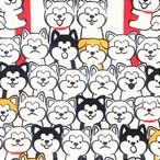秋田犬 トートバック