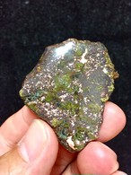 6) ミシガン州産 自然銅