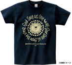 God save us T-shirts ネイビー