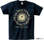 God save us T-shirts ネイビー