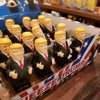 Mr.President Trump Squeeze Key Chain Poop