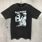 【送料無料 / ロック バンド Tシャツ】 DISCHARGE / Hear Nothing See Nothing Say Nothing Men's T-shirts M ディスチャージ / 1stアルバム メンズ Tシャツ M