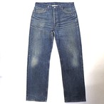 Levi's 501 denim pants made in USA W38L32