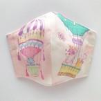 大人マスク 気球