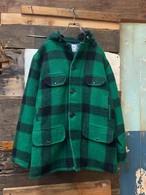 80-90's johnson mackinaw jacket