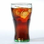 コカ・コーラ グッズ ジェヌイングラス 6oz cocacola