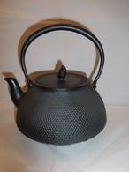 黒鉄瓶(あられ) iron kettle(hail)(No9)