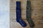 木星社 綿ヤクカシミアのカノコ靴下