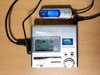 MDポータブルレコーダー Panasonic SJ-MR100 非MDLP 完動品