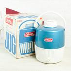 コールマン ビンテージ スノーライト ジャグ ブルー 2gal 74年/Coleman vintage snowlite jug blue 2gal 74y [AB04]