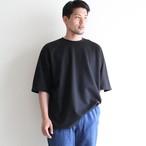 IS-NESS【 mens 】dj draping tee