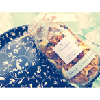 VANILLA&WHITE CHOCOLATE GRANOLA [Grass Bottle]