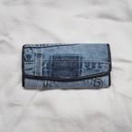 Denim Wallet 《BLUE》