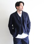 quitan【 mens 】turkmen stripe jacket