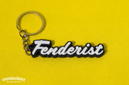 Common Keyholder [Black / Red] - Fenderist