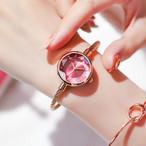 Kimio AF-M1688 Ruby レディース腕時計