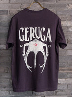 TANGUIS COTTON T-S <BEETLE> (BLACK) / GERUGA