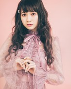 【ManonMimie】Twinkling Tulle Blouse