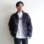 IS-NESS【 mens 】trucker jacket