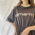 CarharttリメイクレースTシャツ(MARY-ANNE)