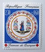 赤十字 / フランス 1990