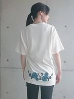 D_Drive Yukiのギターロゴ ポケットTシャツ
