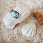 Larimar Heather Ring #1