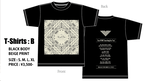 Eins:Vier / Tour2018 Searching For YouオフィシャルTEE Type B
