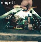 mogrii「EP」(CD)
