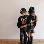 ★Kids★ SET YOU FREE L/S Tee - Black