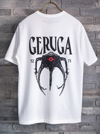 TANGUIS COTTON T-S <BEETLE> (WHITE) / GERUGA