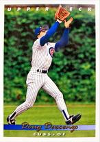 MLBカード 93UPPERDECK Doug Dascenzo #064 CUBS