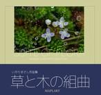 【書籍写真集】写真集・草と木の組曲