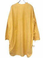 Dead Stock Swedish Army Surgical Gown side opened 42 Yellow