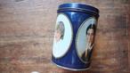 ロイヤルウェディング缶 イギリスヴィンテージ
