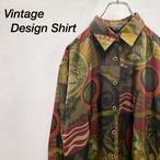 森と泉 Vintage Design Shirt