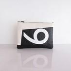 Clutch Bag / White  CLW-0001