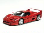 Bburagoブラーゴ 1:18 Ferrari F50 1/18 スケール ミニカー