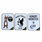 "Original Magnet Sheet  ""HM IN CAR"""
