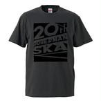 DOBERMAN SKA Tシャツ(スミ)