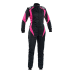 IA01854EW277 FIRST ELLE SUIT MY2020 Black / fuchsia