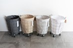 Wire Laundry Basket Circle 33L